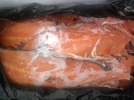 Хребты лосося в духовке рецепты 5