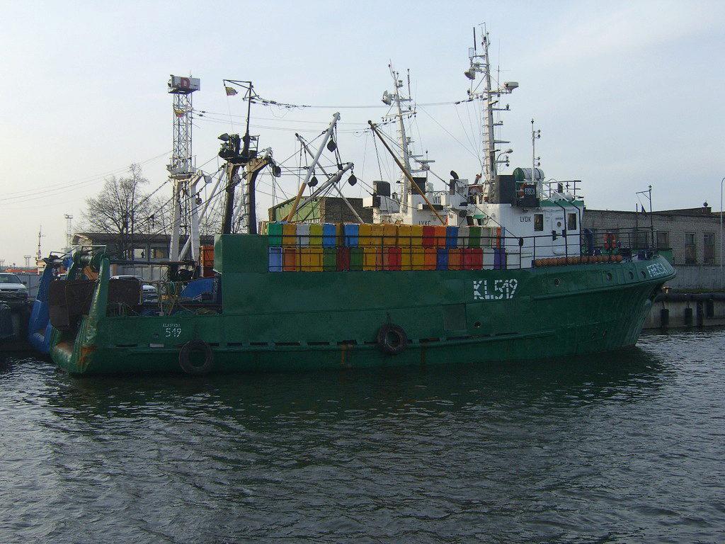 продажа рыболовных судов в калининграде