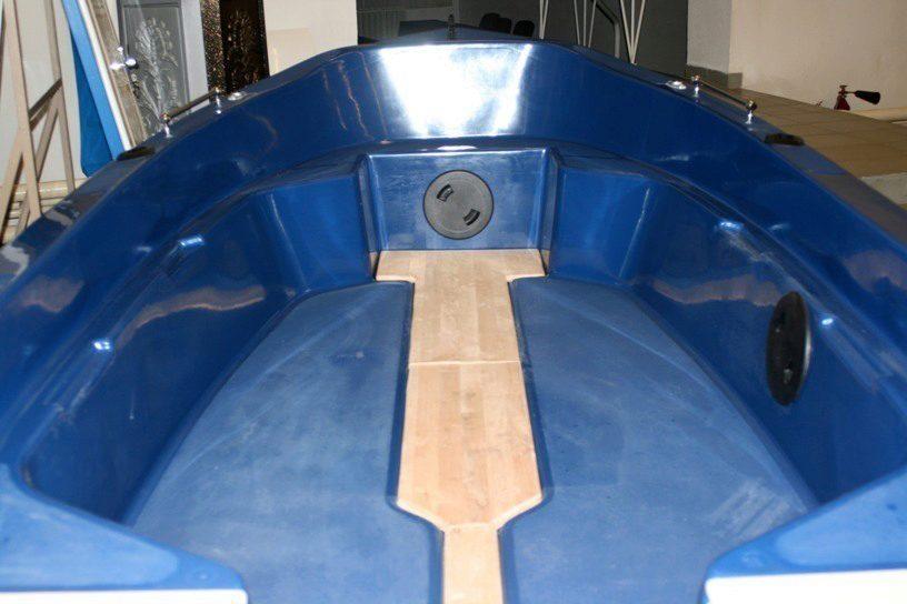 видео лодок из стеклопластика