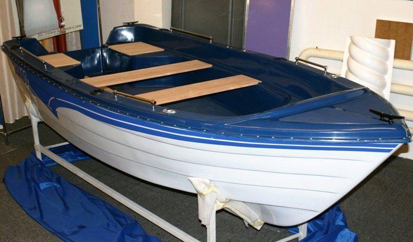 катера и лодки из стеклопластика